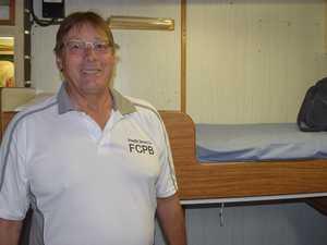 Fremantle class patrol boat reunion