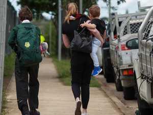 WATCH LIVE Scott Morrison addresses press on school closures