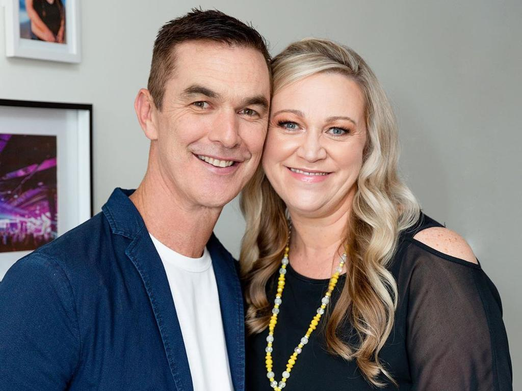 John and Danielle Pearce are the Senior Ministers of C3 Church Kawana Waters and the Regional Directors for C3 Church Australia. Picture: Supplied
