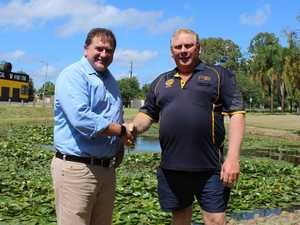 Wide Bay MP delivers grants to give projects a booster