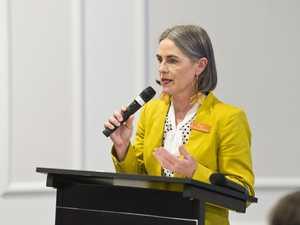 TRC candidate Megan O'Hara Sullivan