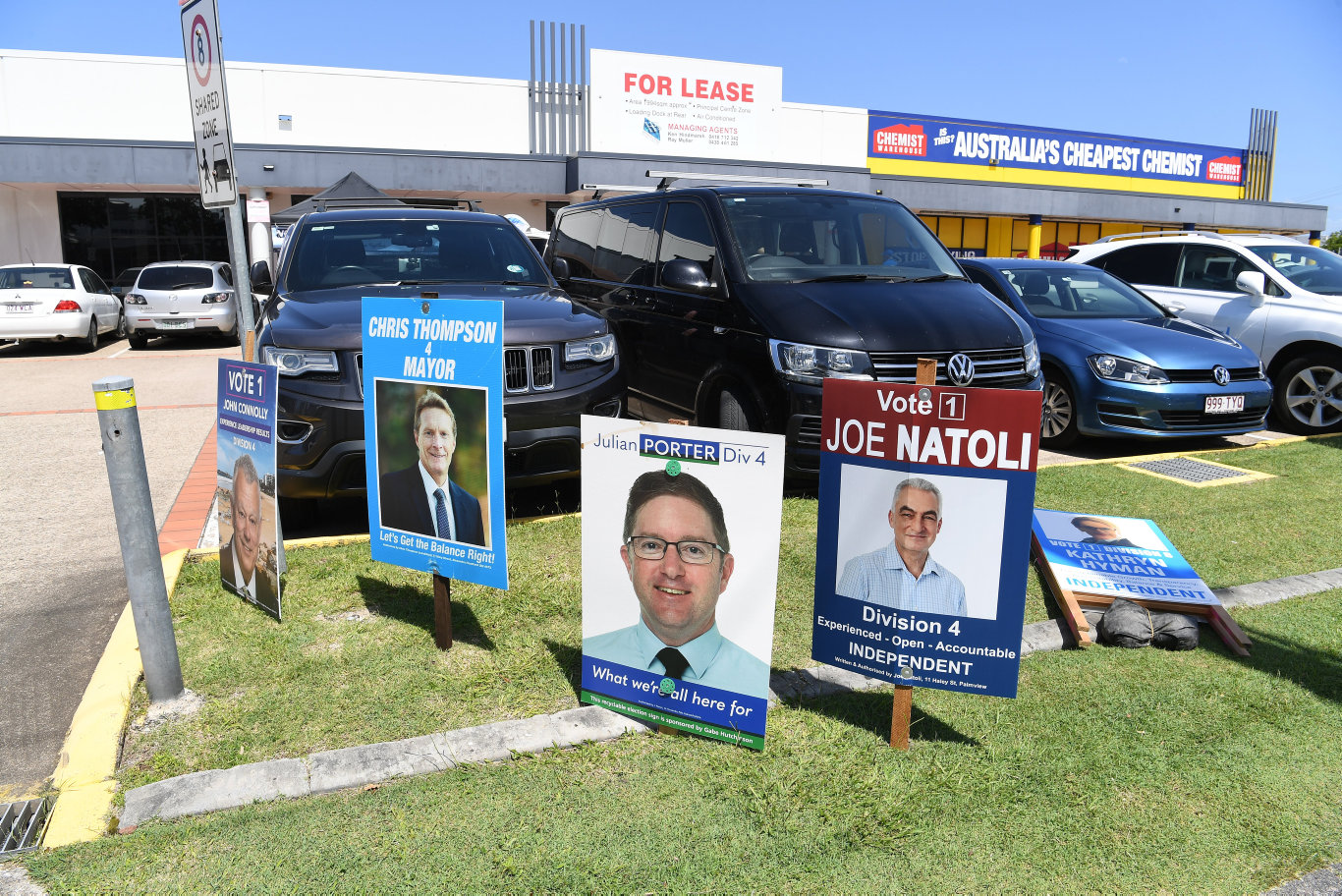 Early voting has opened for the Sunshine Coast Council elections.