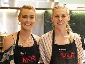 Sisters down but not out of MKR fight