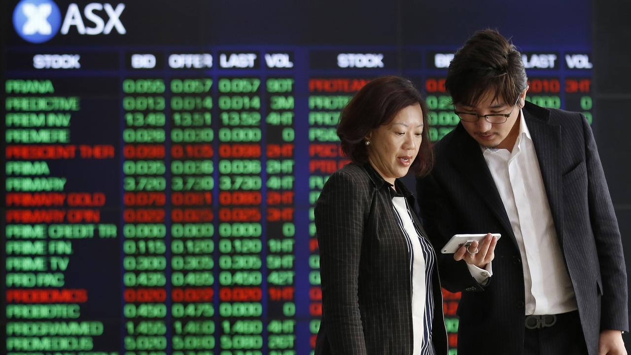 Aussie shares lost $232 billion last week. Picture: David Moir/Bloomberg