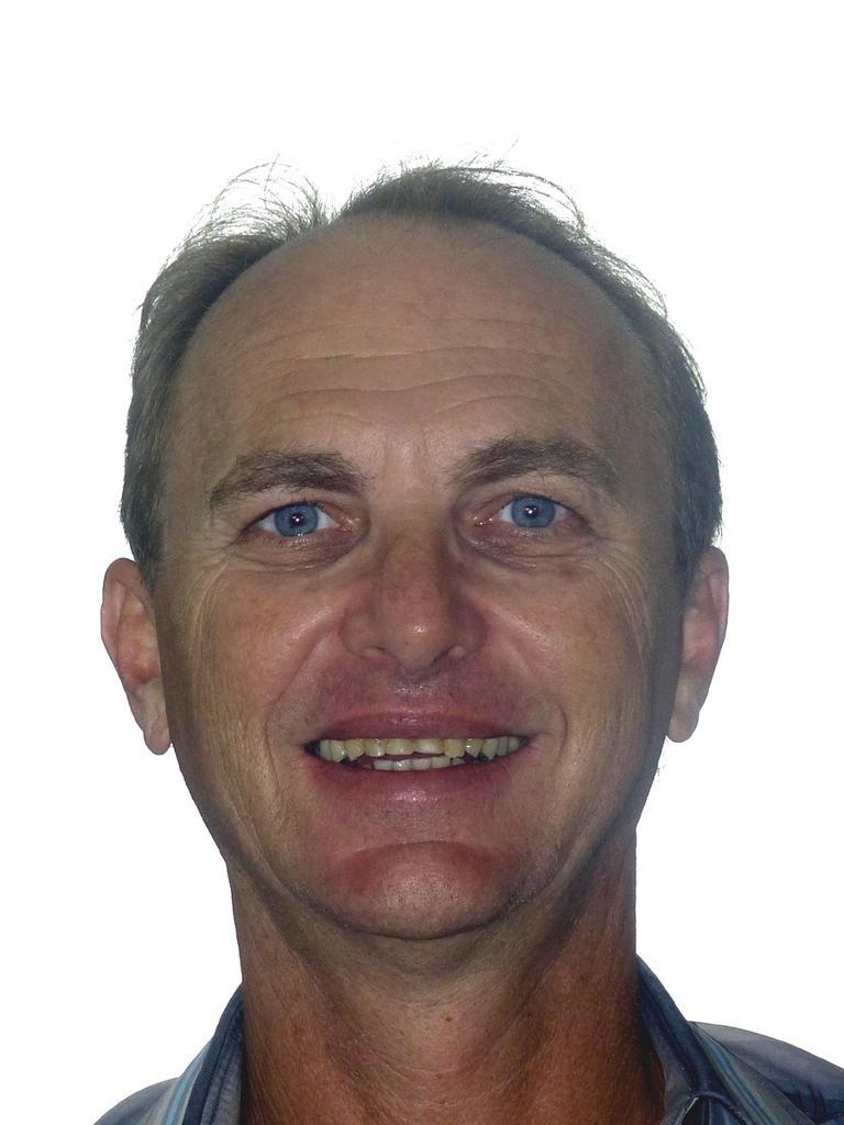 Gladstone Regional Council candidate Craig Tomsett.