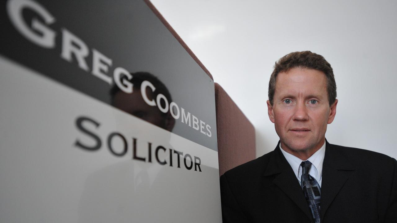 Solicitor Greg Coombes told Grafton Local Court one of his clients believed he had coronvirus.