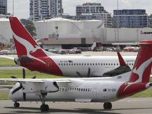 Qantas axes all international flights