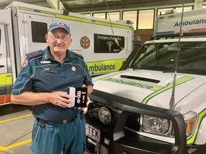 Bowen ambo marks 40 years of service