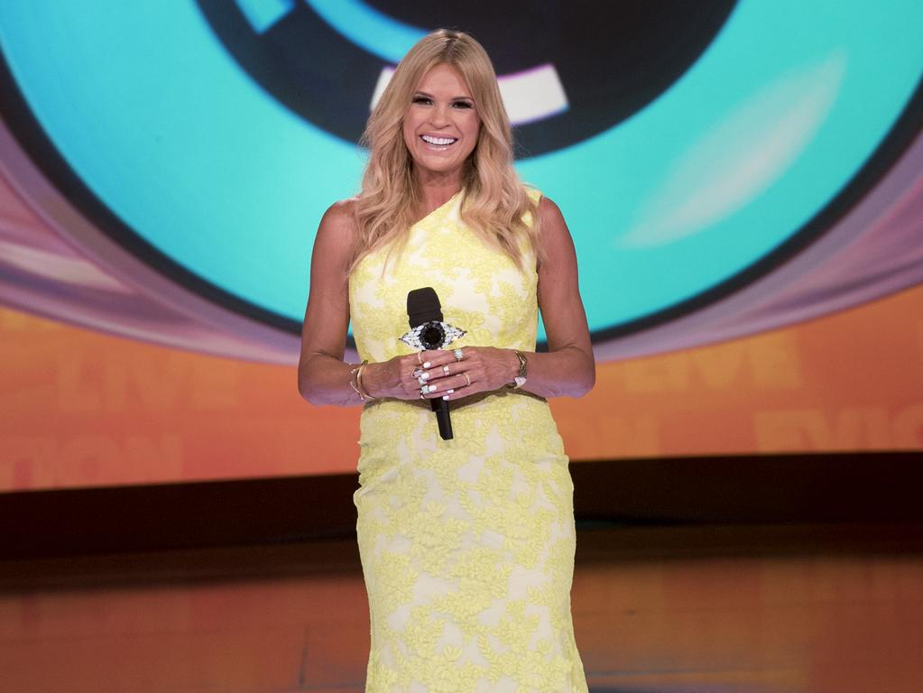 Sonia Kruger hosted the show between 2012 and 2015.