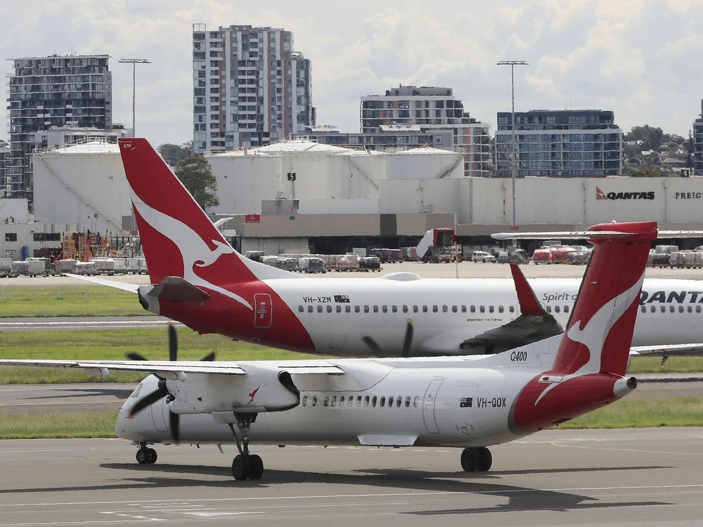 A Sydney-based consultant has warned many of the world's airlines could be bankrupt by May. Picture: Mark Evans/Getty Images.