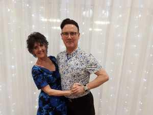 Mark a class act as dance joy spreads