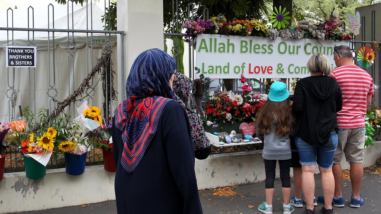The NZ High Court considers timing and method for the sentencing of the Australian man responsible for the Christchurch mosque shootings.