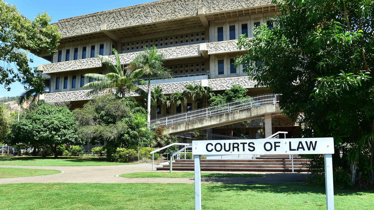 A murder trial at Townsville Supreme Court has been postponed after a barrister was forced to self isolate. Picture: Shae Beplate.