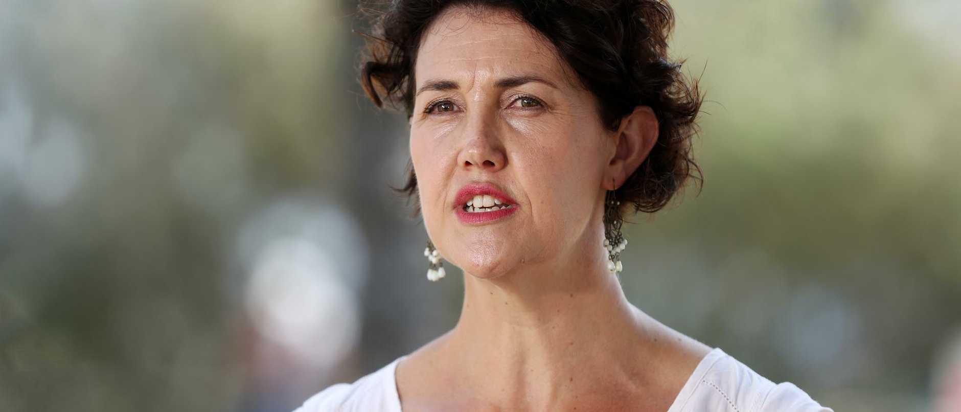 Labor candidate Kaylee Campradt.