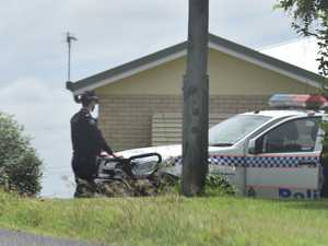 Search for Gympie man involved in murder