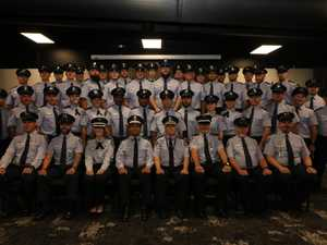 Largest ever graduation for Capricornia Correctional Centre