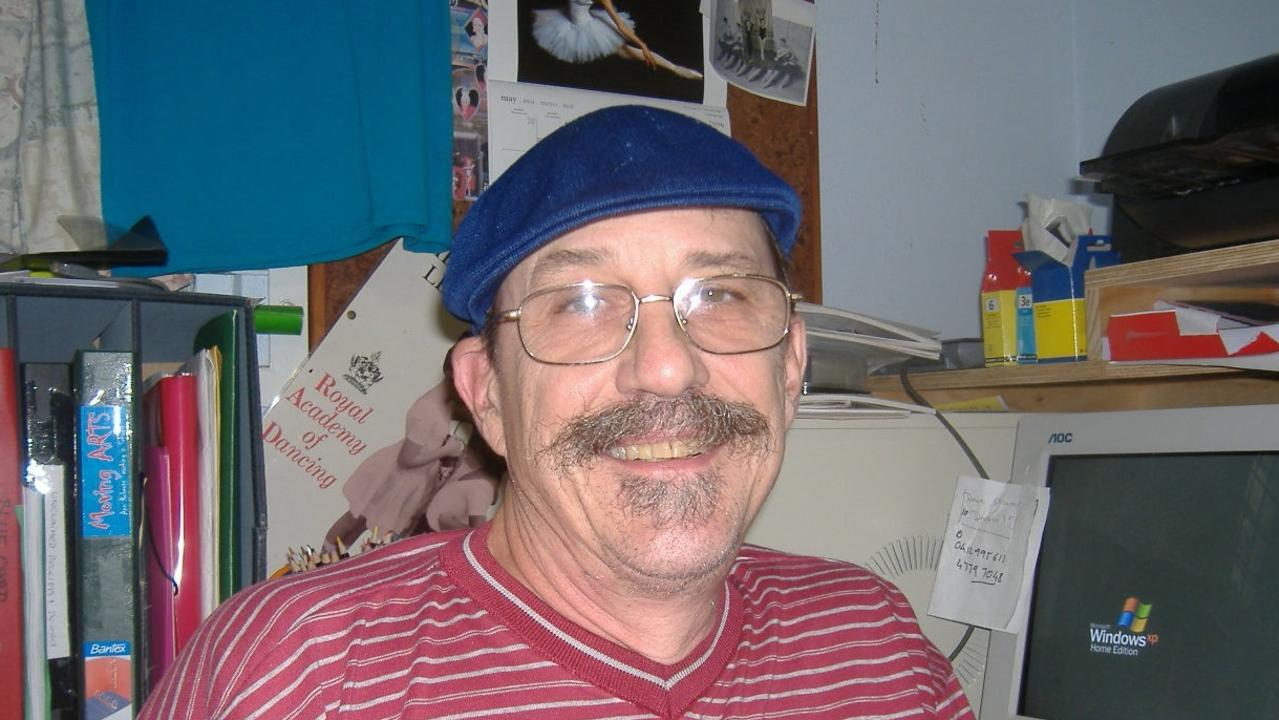 Andre Reynaud, 69, of Townsville.