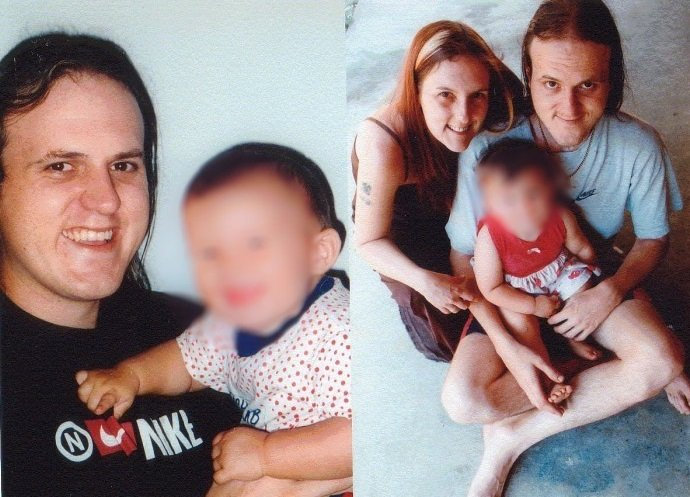April and Ian Bailey were killed at Deception Bay in 2004. Photo Contributed