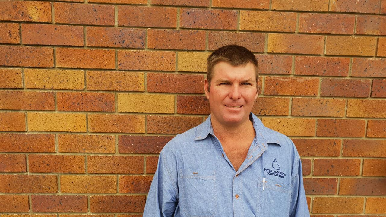 Rockhampton local government election Division 5 candidate Peter Anderson.