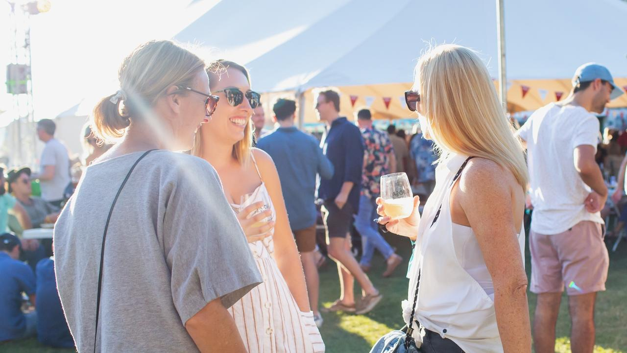 Noosa Eat and Drink Festival has been cancelled for 2020.