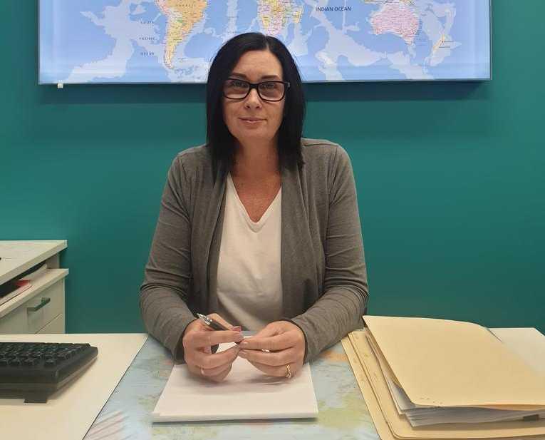 Owner of Broad Horizons Travel in Yamba Erin Sheehan