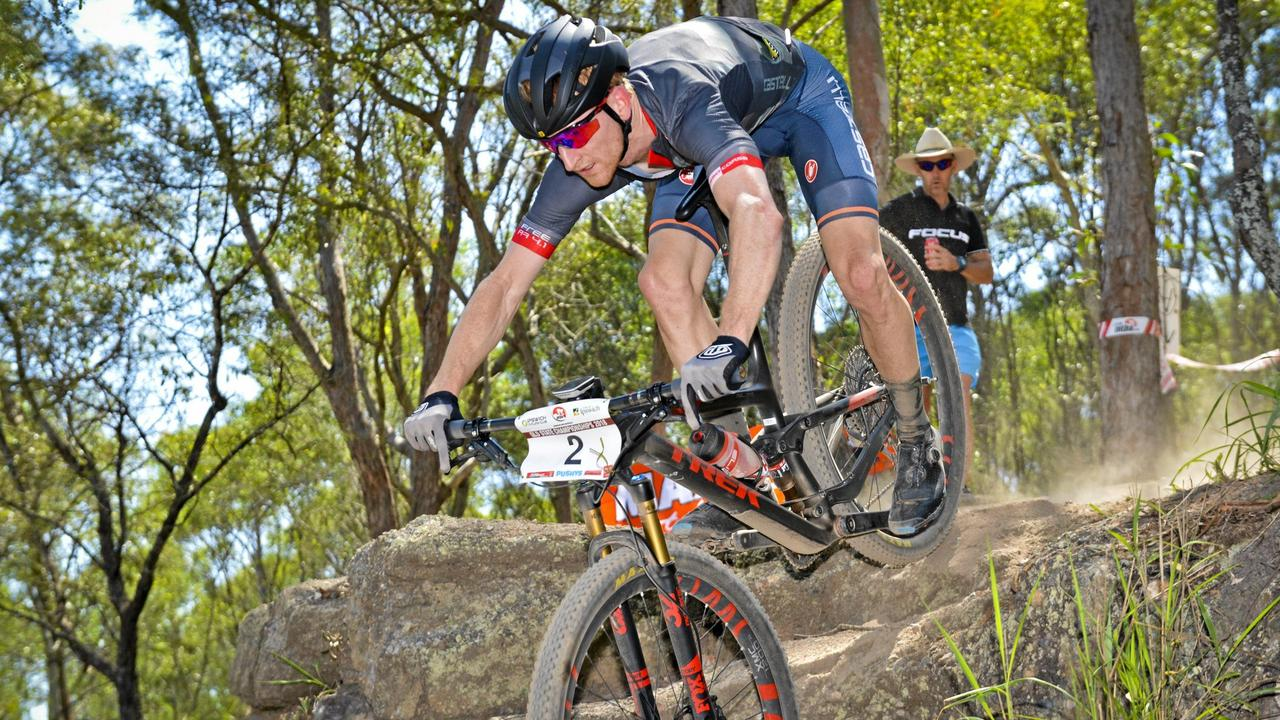 Many councillor candidates have thrown their support behind the Eungella Mountain Bike Track.