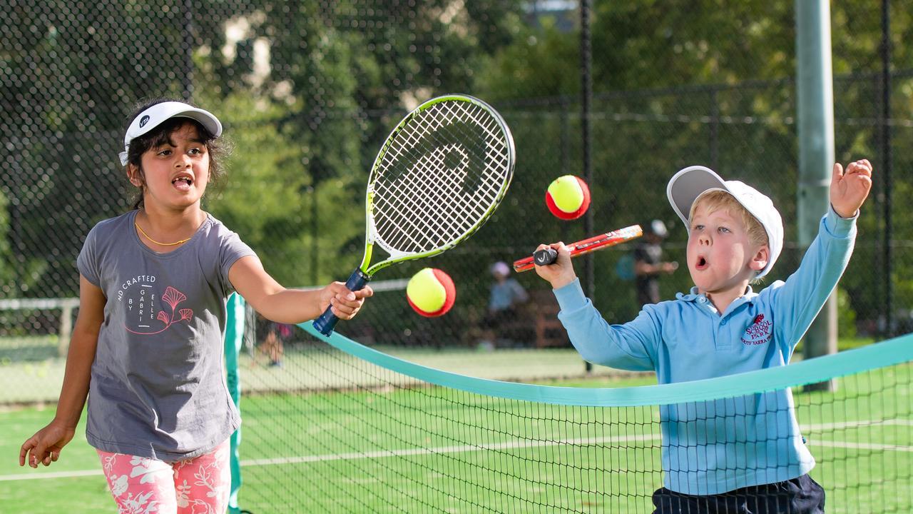 SHUTDOWN: Tall Gums Tennis Centre at Walloon has closed due to coronavirus.