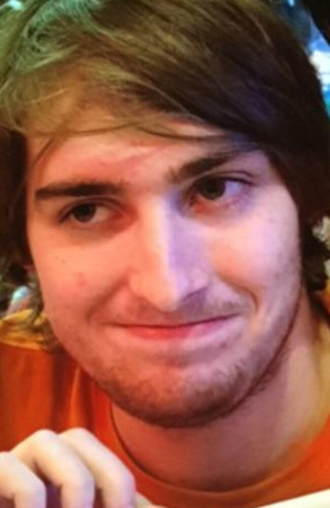 Collin Cronkright, 19, was last seen at Stockman Crescent in Mudgeeraba at 7.30pm on Monday March 16. Photo: Queensland Police