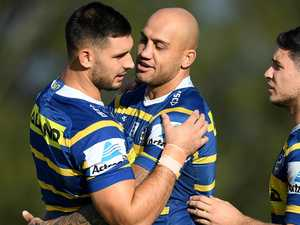 Ferguson hugs it out despite NRL's coronavirus warning