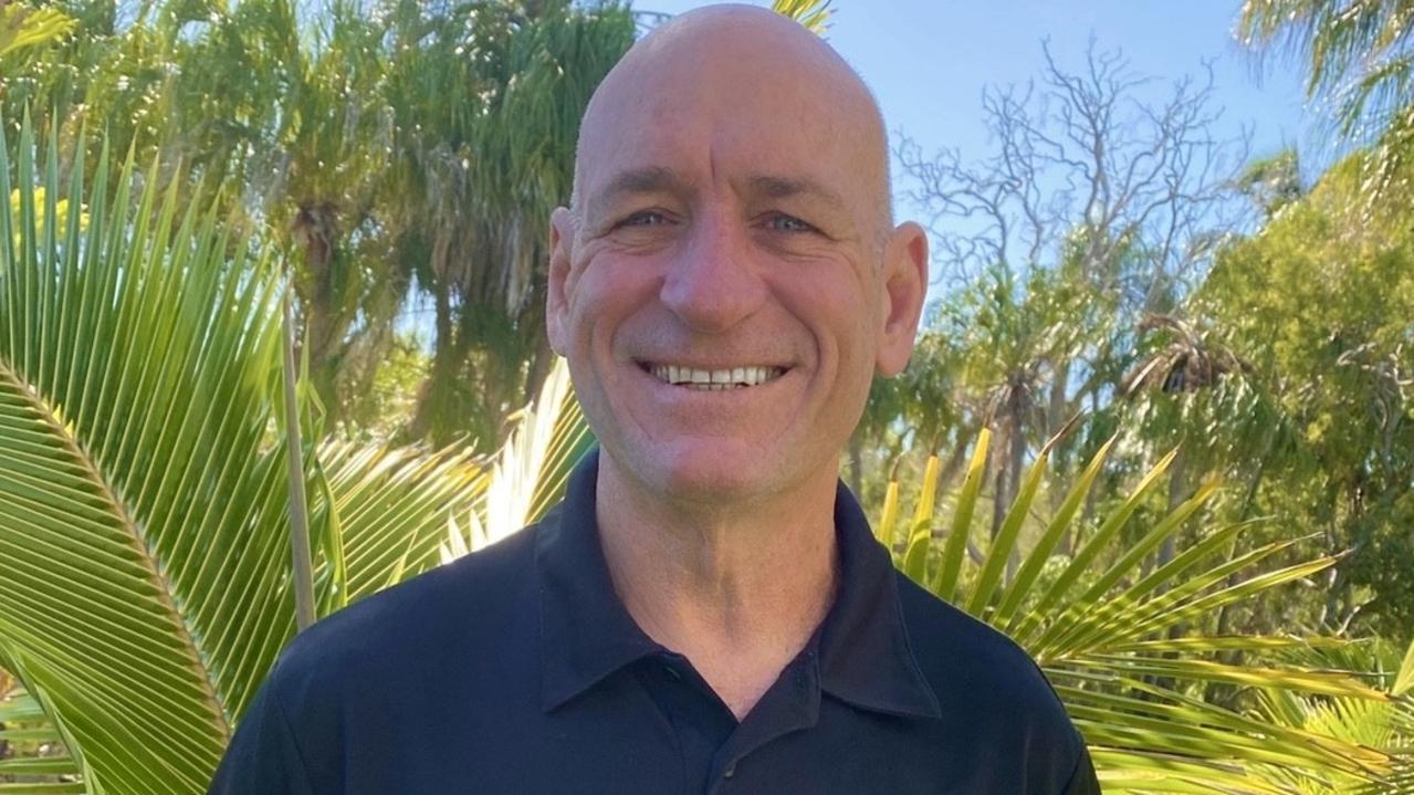 Gladstone Regional Council candidate Chris Trevor.