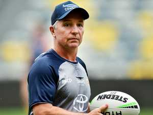 Cowboys coach sees silver lining to no crowds