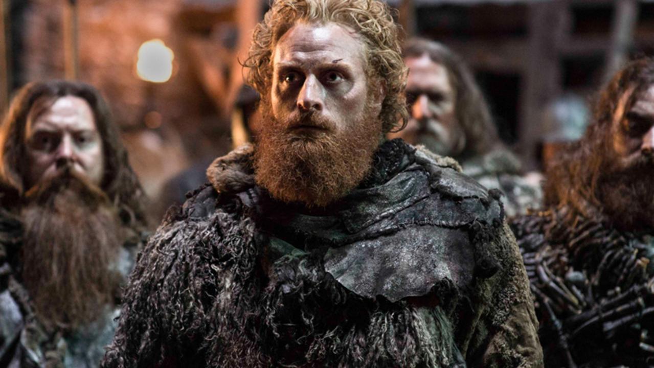 Kristofer Hivju as Tormund Giantsbane. Picture: Helen Sloan/HBO
