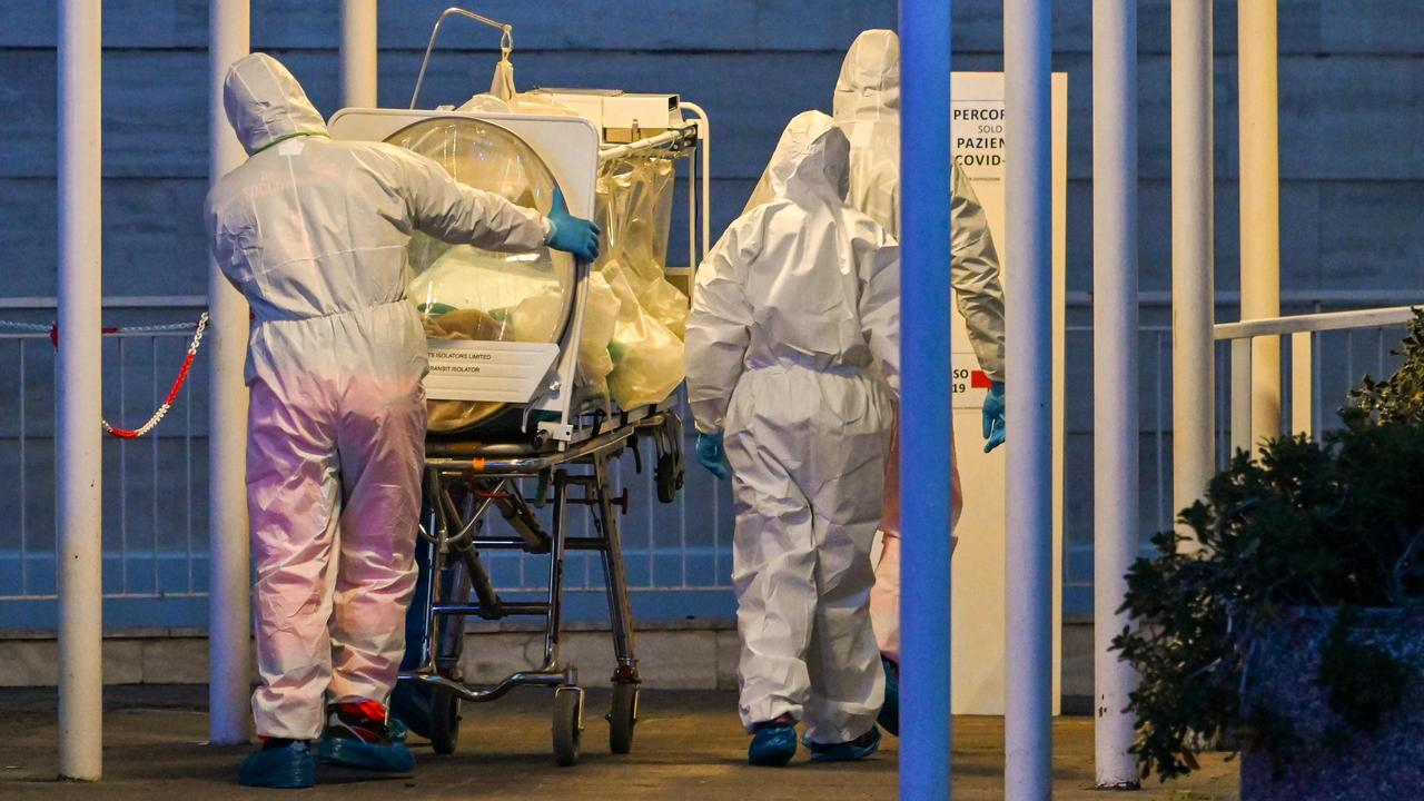 Seniors have been alarmed by reports that Italian doctors prioritised saving younger coronavirus patients over the elderly.