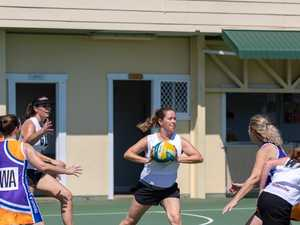 Basketball and netball on hold
