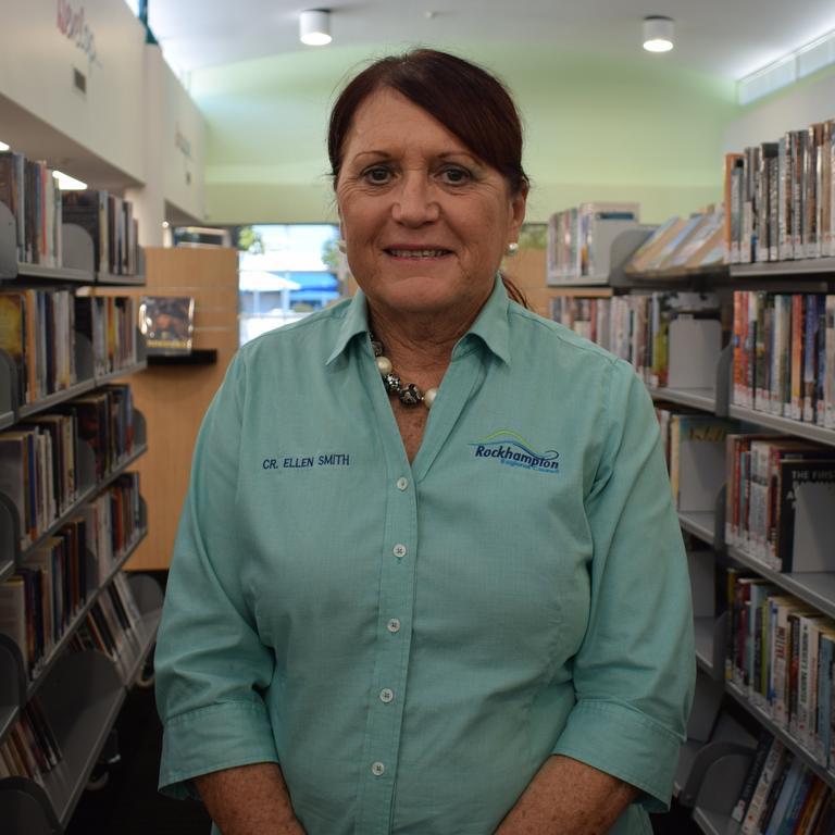 Division 4 candidate Councillor Ellen Smith.