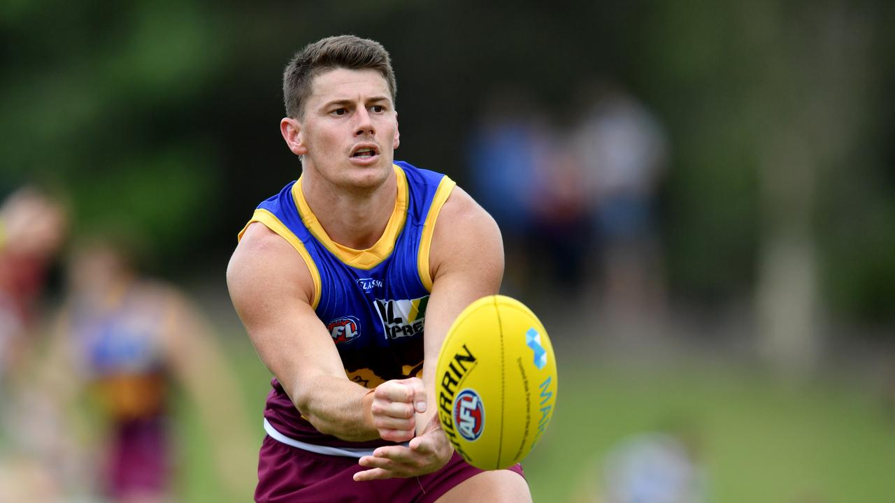 Dayne Zorko will lead the Lions again in 2020. (Picture: Darren England/AAP)