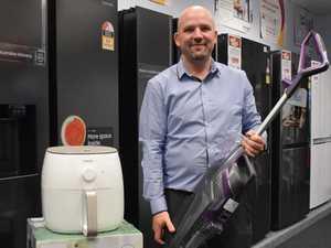 Whitegoods, cleaning selling quick among coronavirus panic