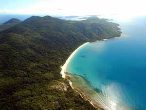 North QLD island issues travel ban for visitors