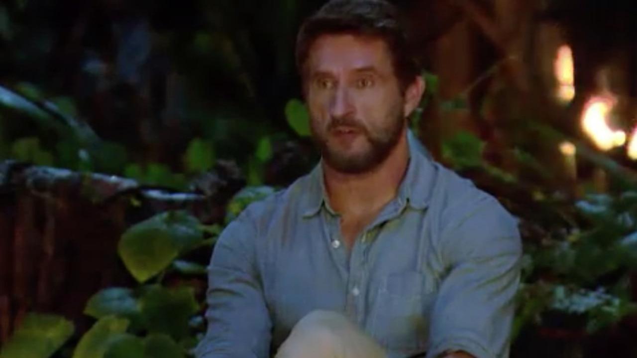 Jonathan LaPaglia on Australian Survivor.