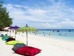 Bali's famous getaway nears complete lockdown