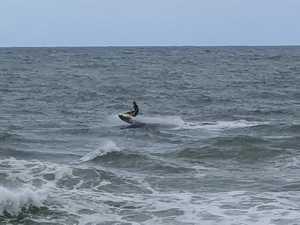 Search underway for man missing off Coffs Coast beach
