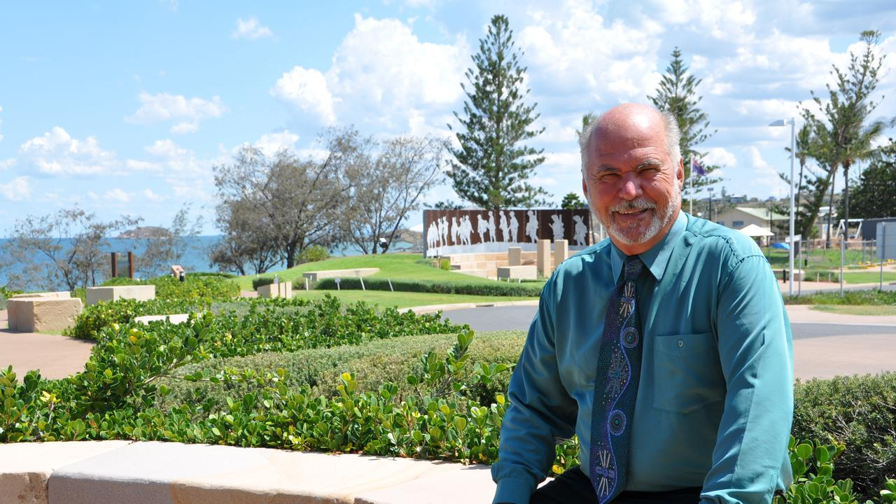 Mayor Bill Ludwig was embarrassed about what took place at Tuesday's Livingstone Shire Council meeting.