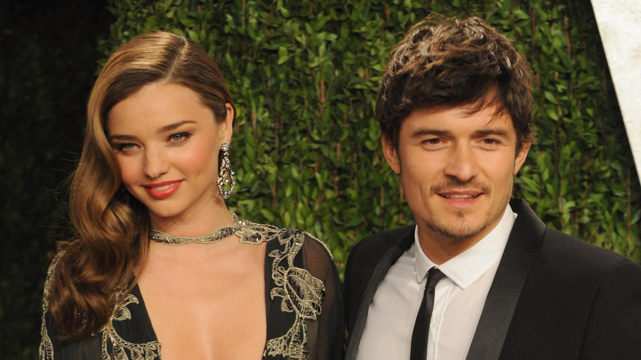 Bloom was previously married to Miranda Kerr.