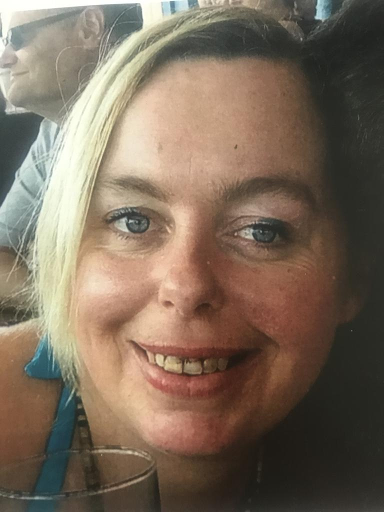 Carley Metcalfe, 41, was found dead in the river near Mullumbimby on November 29, 2017.