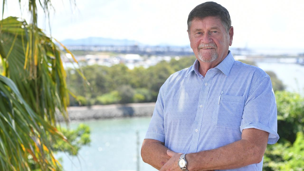 Phil Fleming is running for Gladstone Regional Council in the 2020 elections.