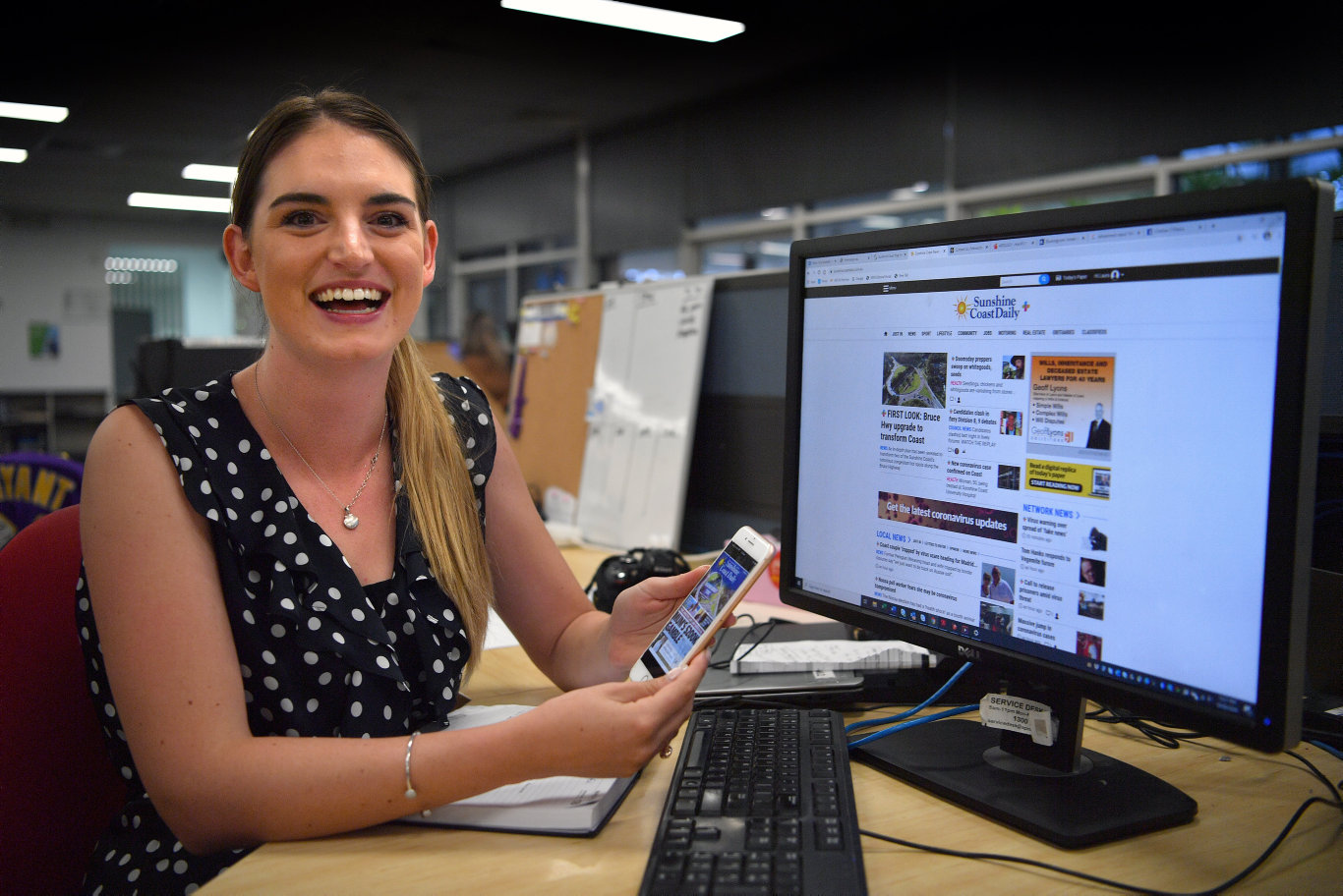 The Sunshine Coast Daily is here to provide the news that matters. Journalist Laura Pettigrew checks up on the latest news.