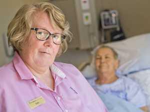 Julie celebrates 40 years of nursing