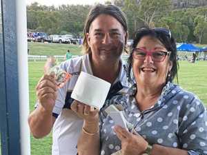 Fundraiser shines light on coronavirus panic buying