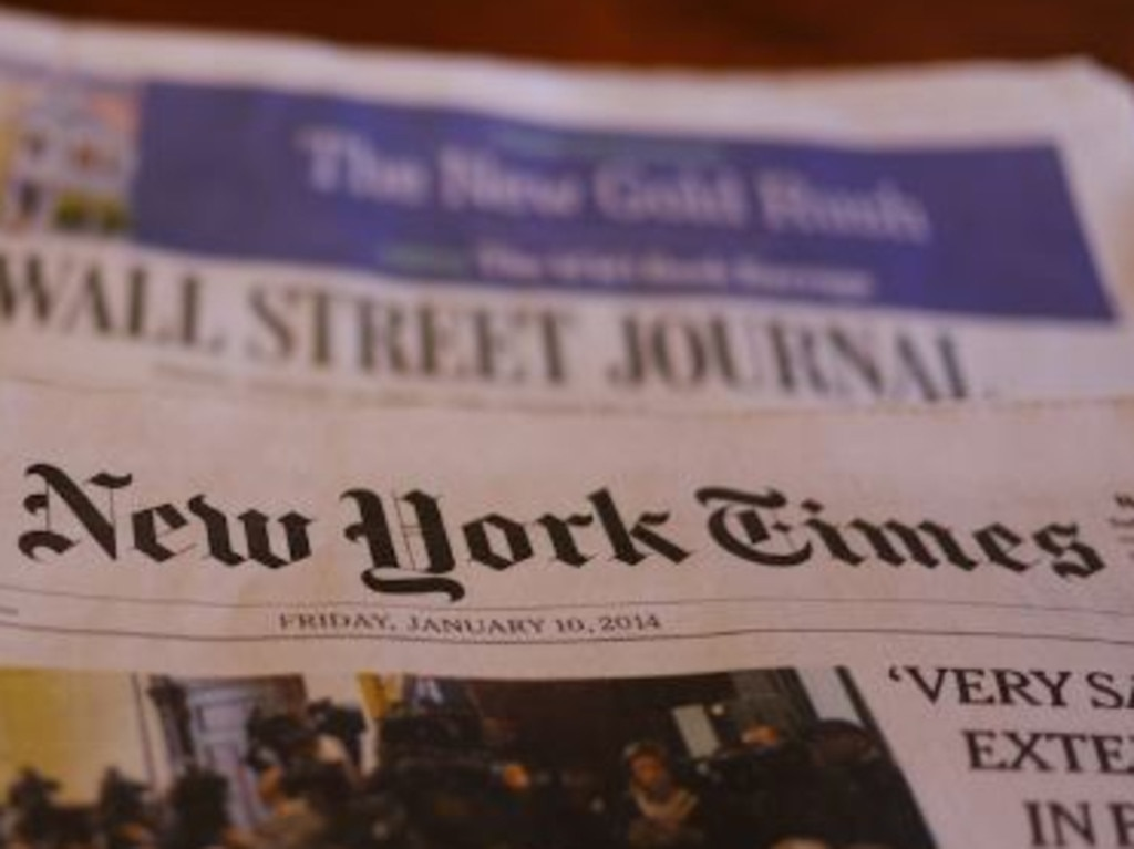 Three American journalists from newspapers The New York Times, The Washington Post and The Wall Street Journal have been expelled by China.