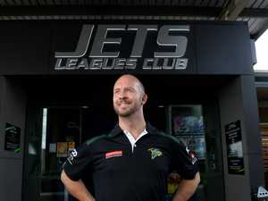 'Strong club' Jets ready to tackle major challenges